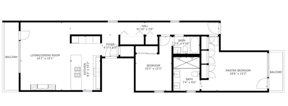 1806 W Belmont Ave, #2 preview