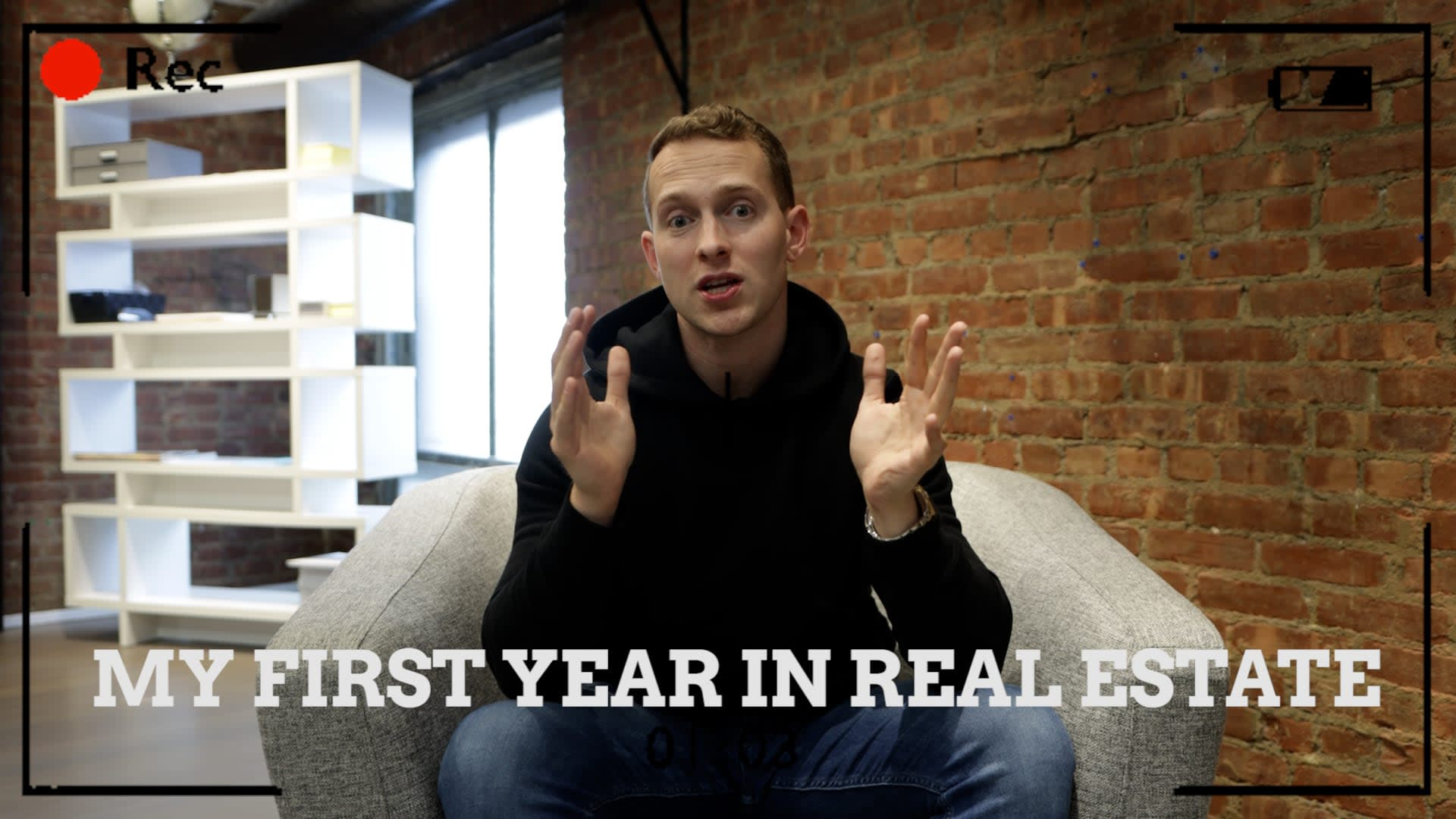 My First Year In Real Estate (2016) - Vlog #005 video preview