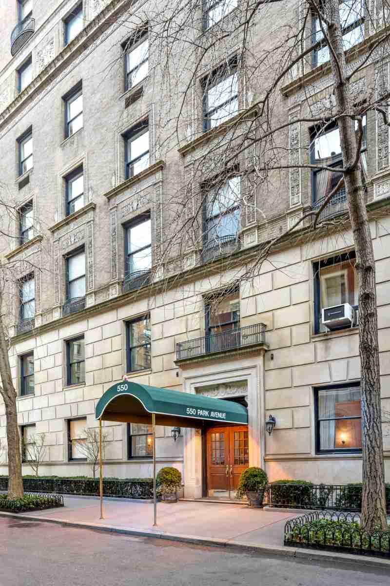 550 Park Avenue Apt 12A