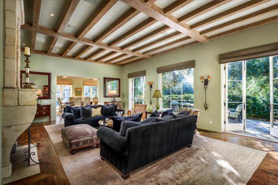 Inside a Peaceful, Picturesque Montecito Estate