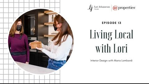 Living Local with Lori   Episode 13   Interior Design with Maria Lombardi video preview