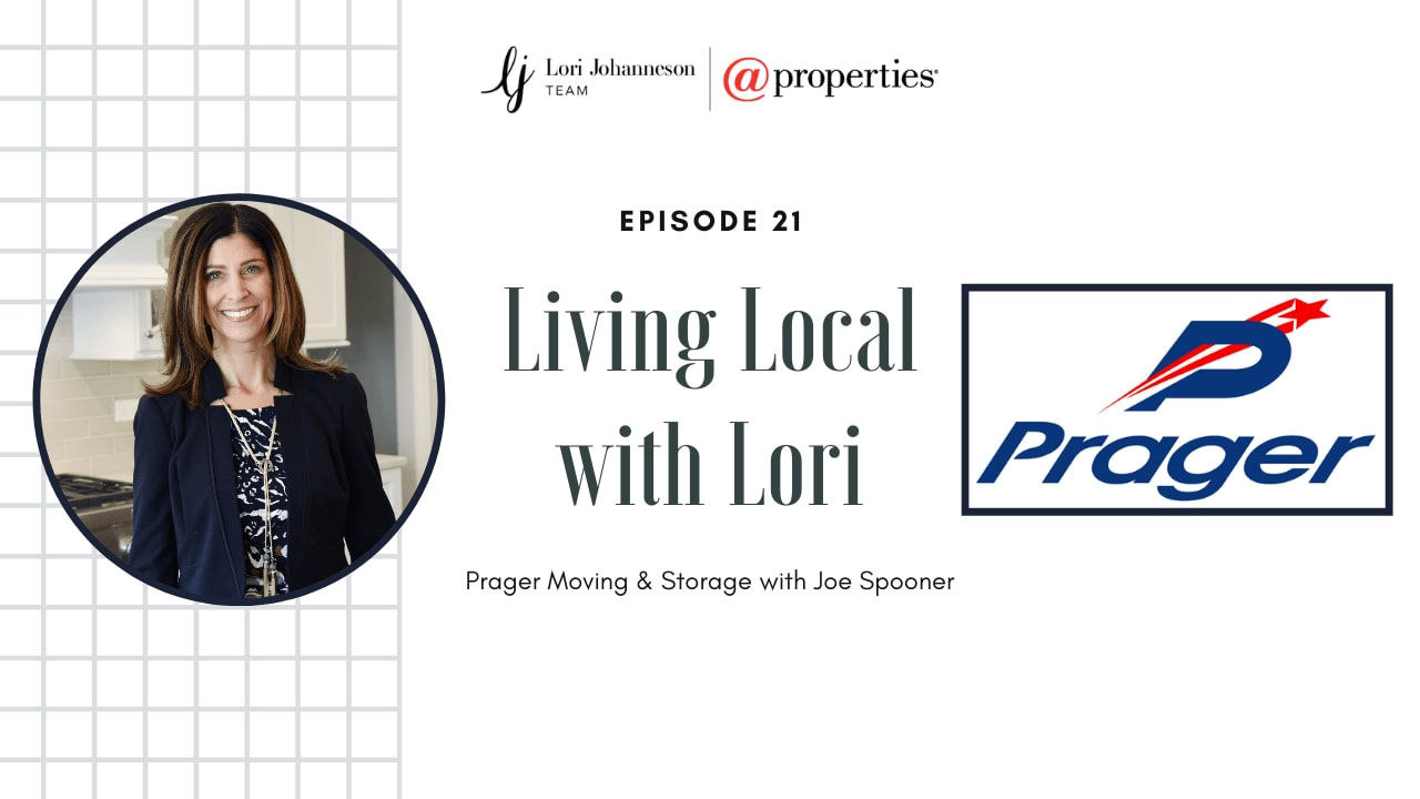 Living Local with Lori   Episode 21   Prager Moving & Storage video preview