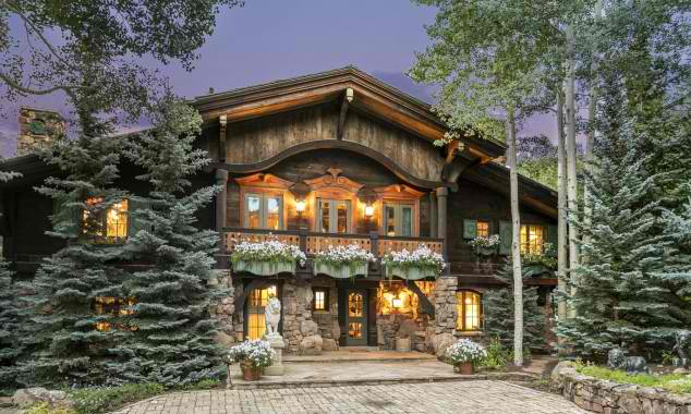 Premier Ski-in / Ski-out Property For Sale On Vail Mountain
