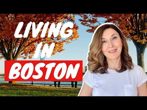 Living in BOSTON // 7 Unexpected things that make me love living here video preview