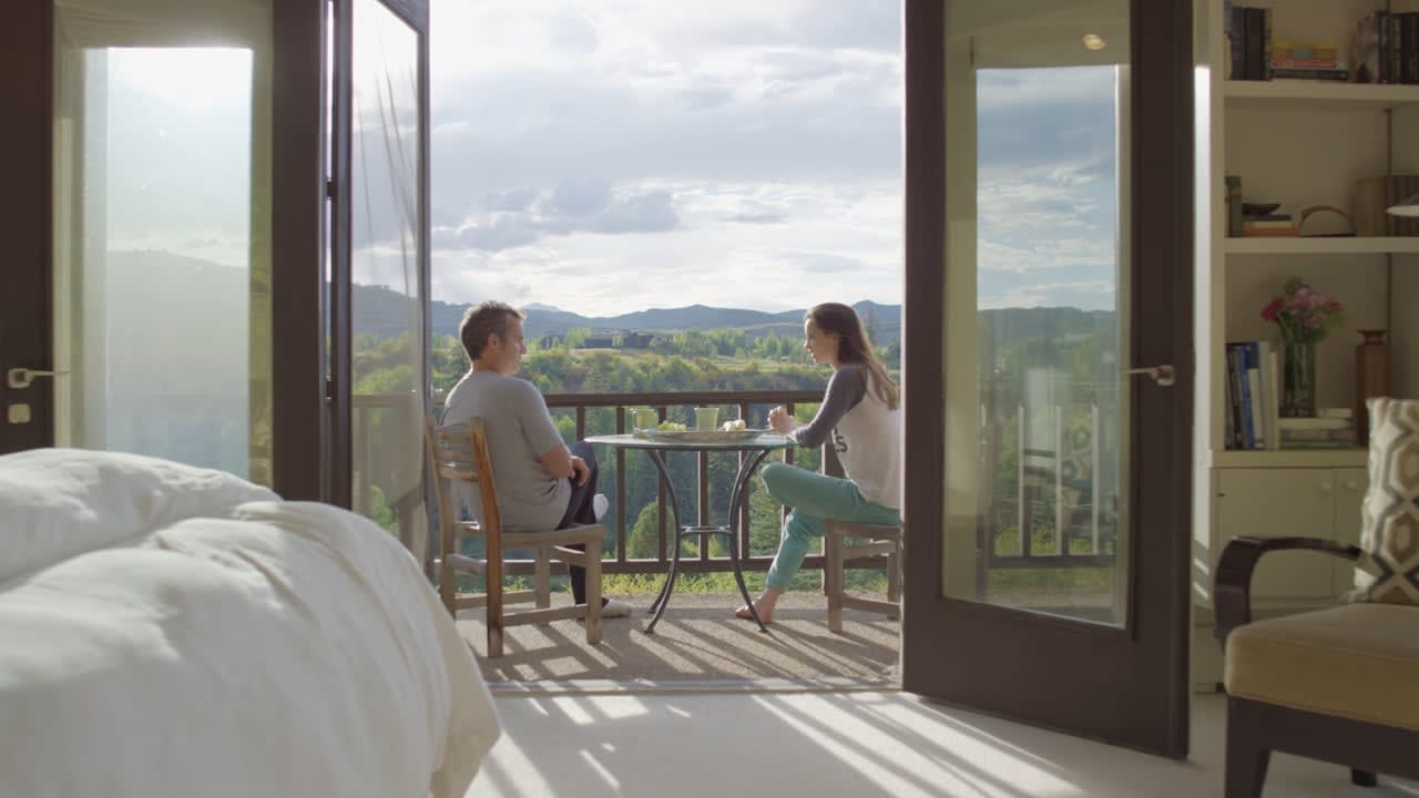 Mid-Century at Red Butte in Aspen Colorado video preview