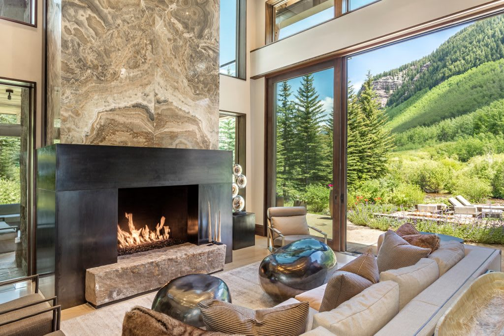 Liv Sotheby's International Realty Represents The Sale Of A Luxury Vail Estate For $20,750,000
