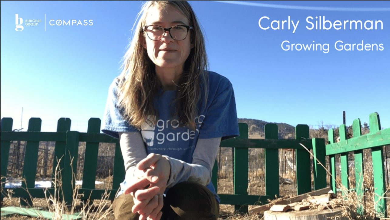 Community Connection: Burgess Group Presents Carly Silberman of Growing Gardens