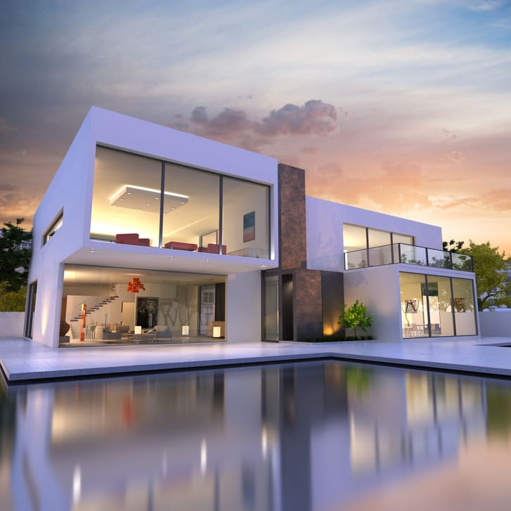 Luxury Real Estate Market Report - August 2021