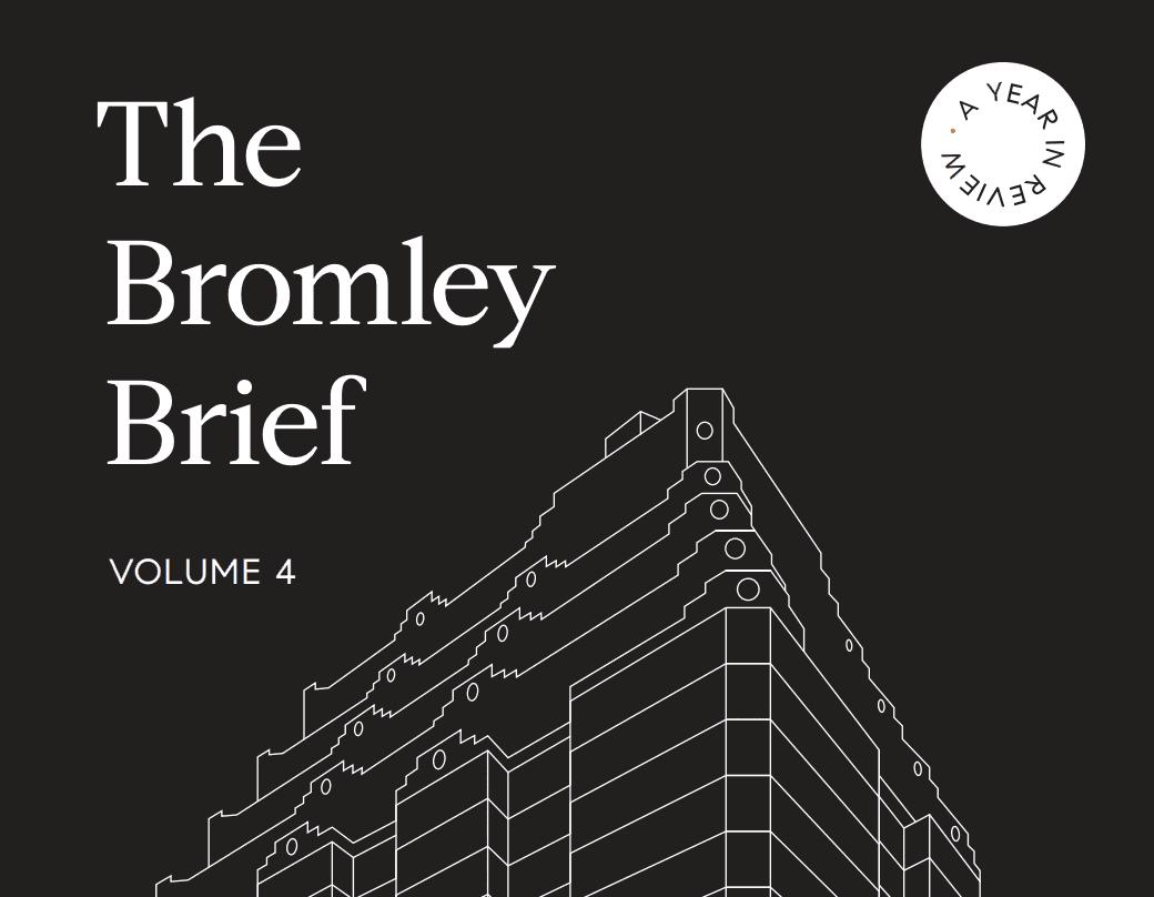 The Bromley Brief: Vol.4