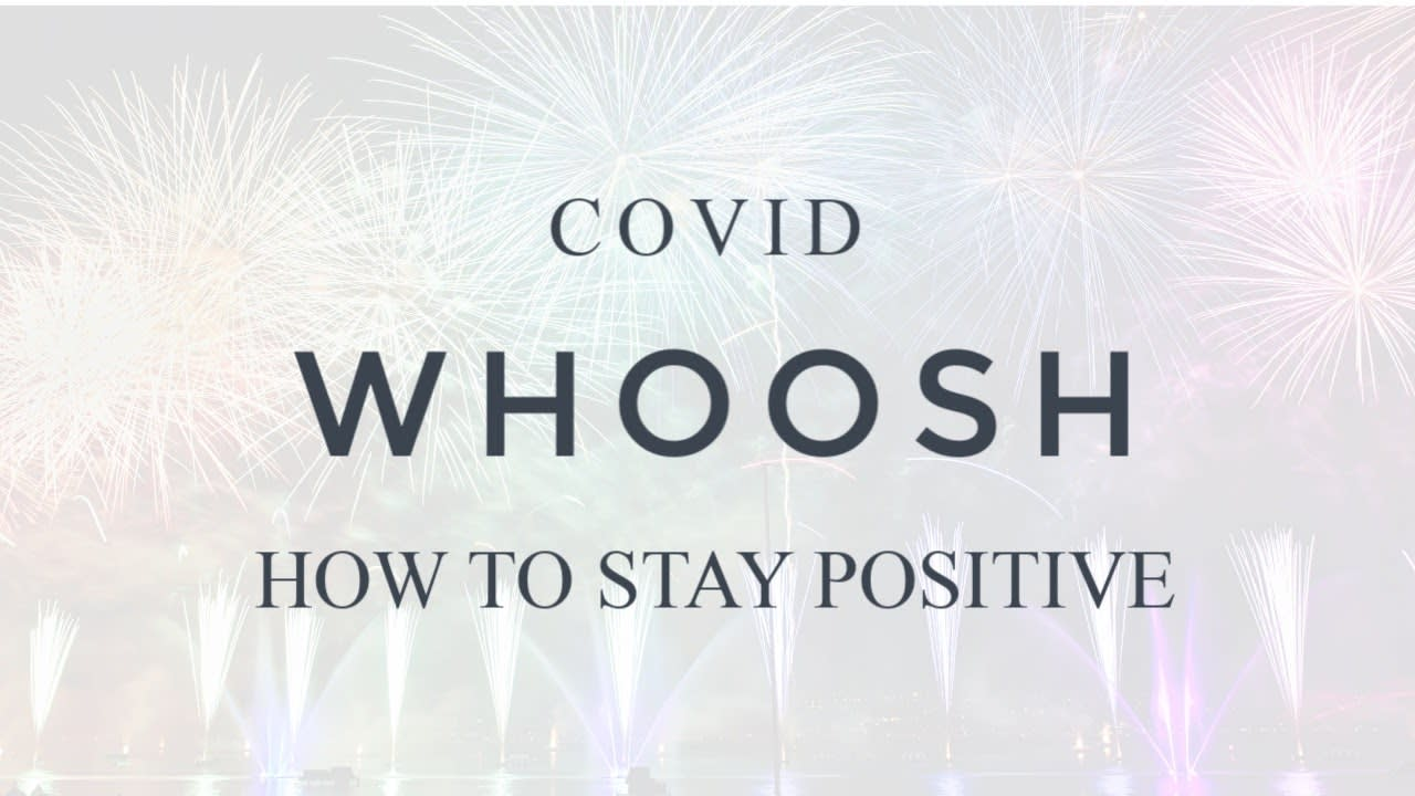 Staying Positive During COVID - Whoosh Love! video preview
