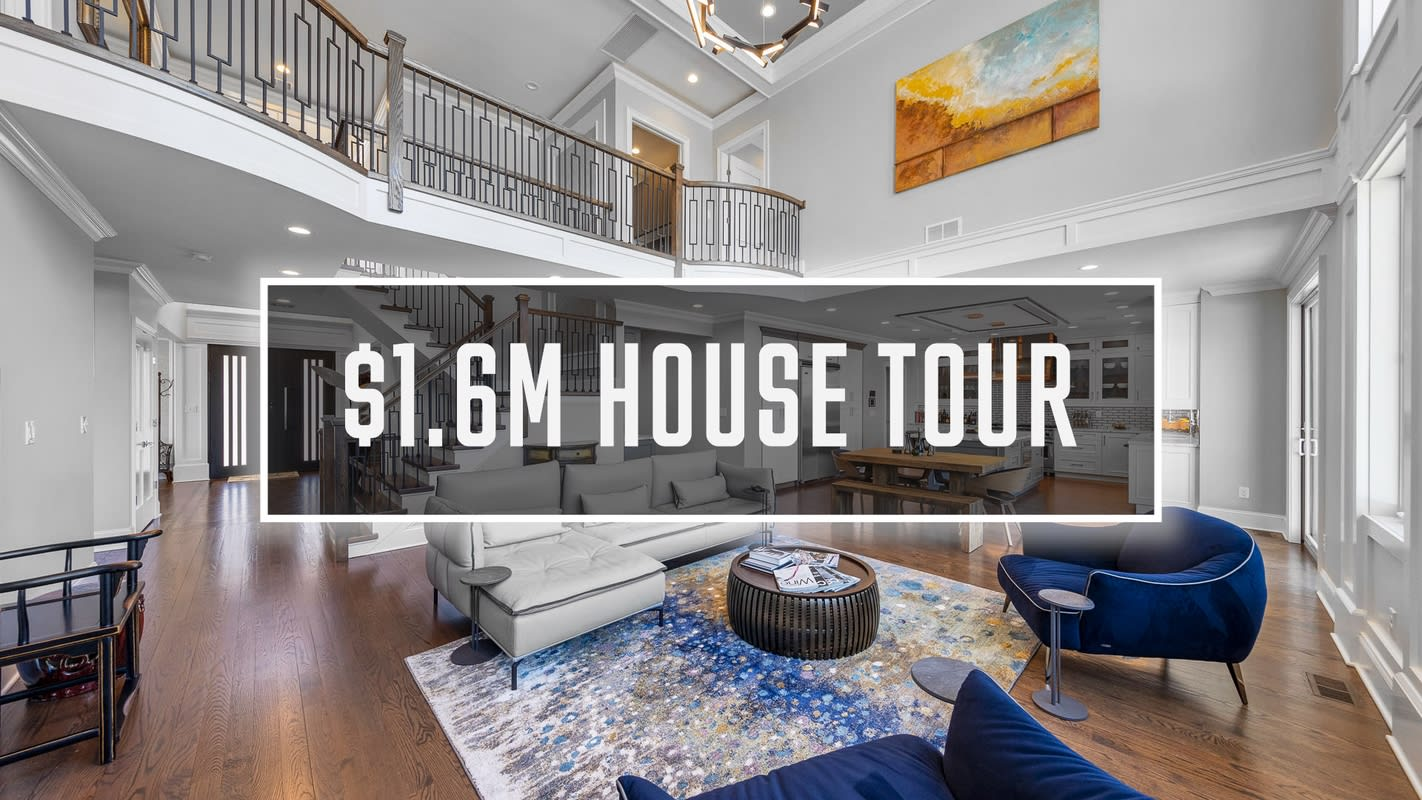 What $1.6 Million Gets you in Paramus, NJ - Vlog #018 video preview