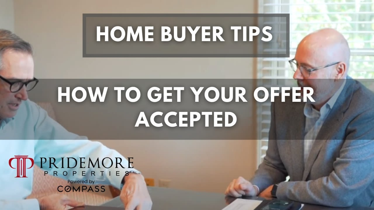 Home Buyer Tips   How To Get Your Offer Accepted in 2021 Real Estate Market Part 1   Charlotte NC video preview