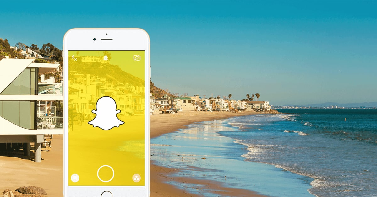 Community Accomplishment: Using Only Snapchat to Sell Real Estate