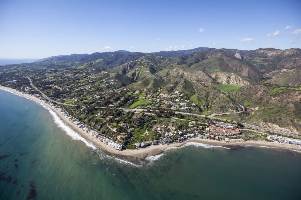 Malibu Cove Colony
