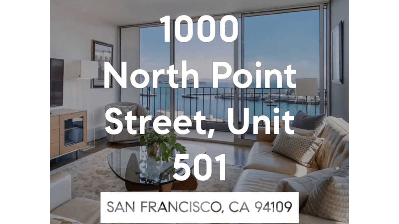 1000 North Point, Unit 501 - Short 1 video preview