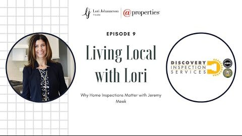 Living Local with Lori   Episode 09   Why Home Inspections Matter with Jeremy Meek video preview