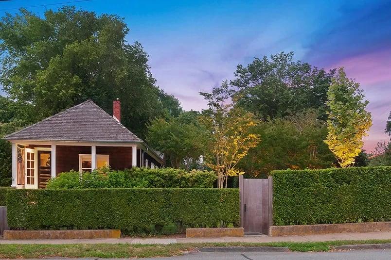 Designer's tiny, renovated Sag Harbor village cottage wants $1.5M
