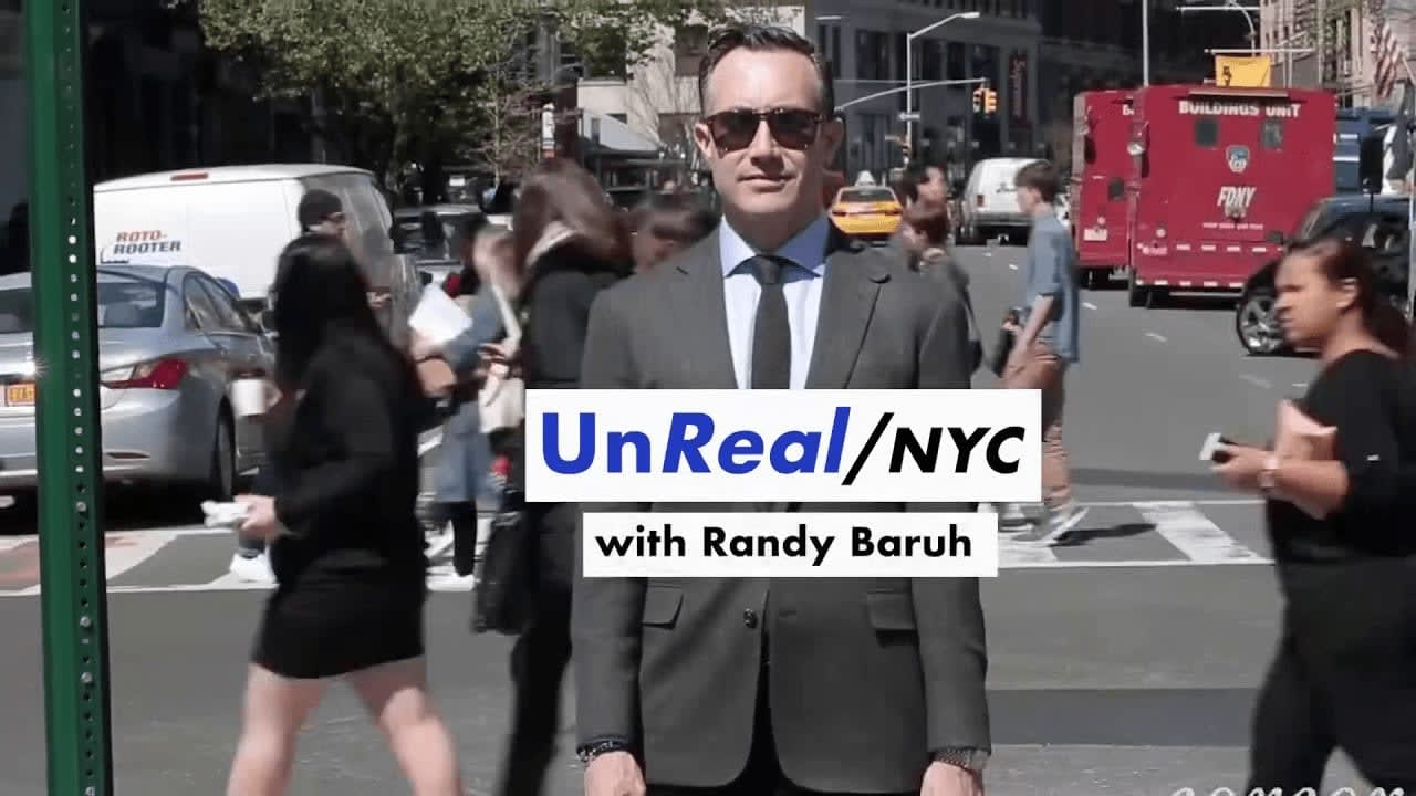 UnReal/NYC with Randy Baruh video preview
