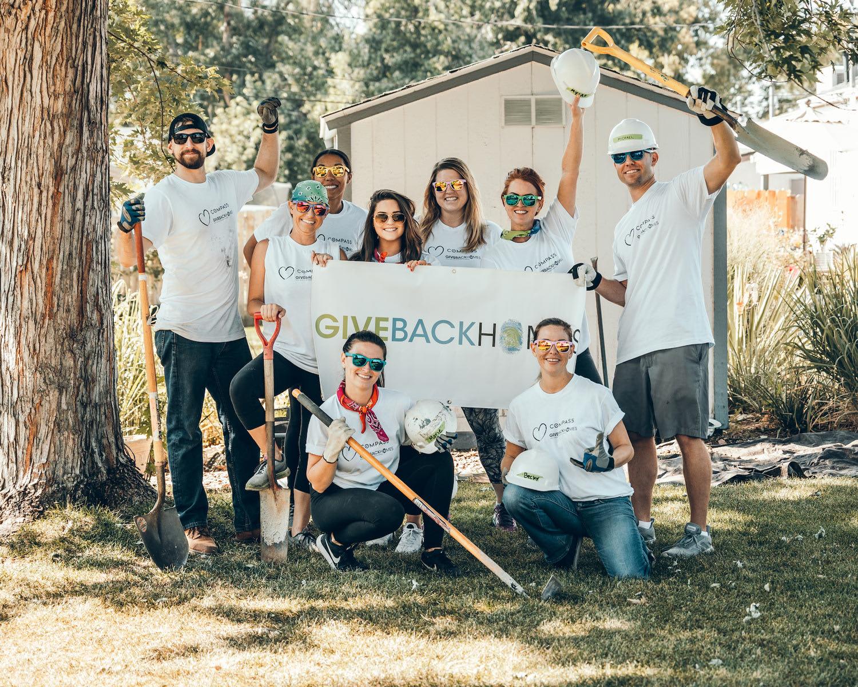 Giveback Homes, Habitat for Humanity Denver