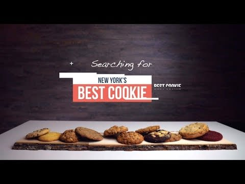 Searching for New York's Finest Cookie video preview