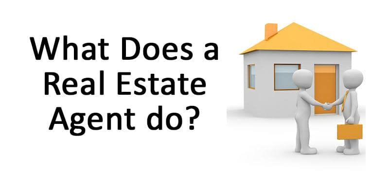 What Does a Real Estate Agent do?