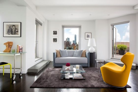 Life at the Top: 5 Stylish Penthouses