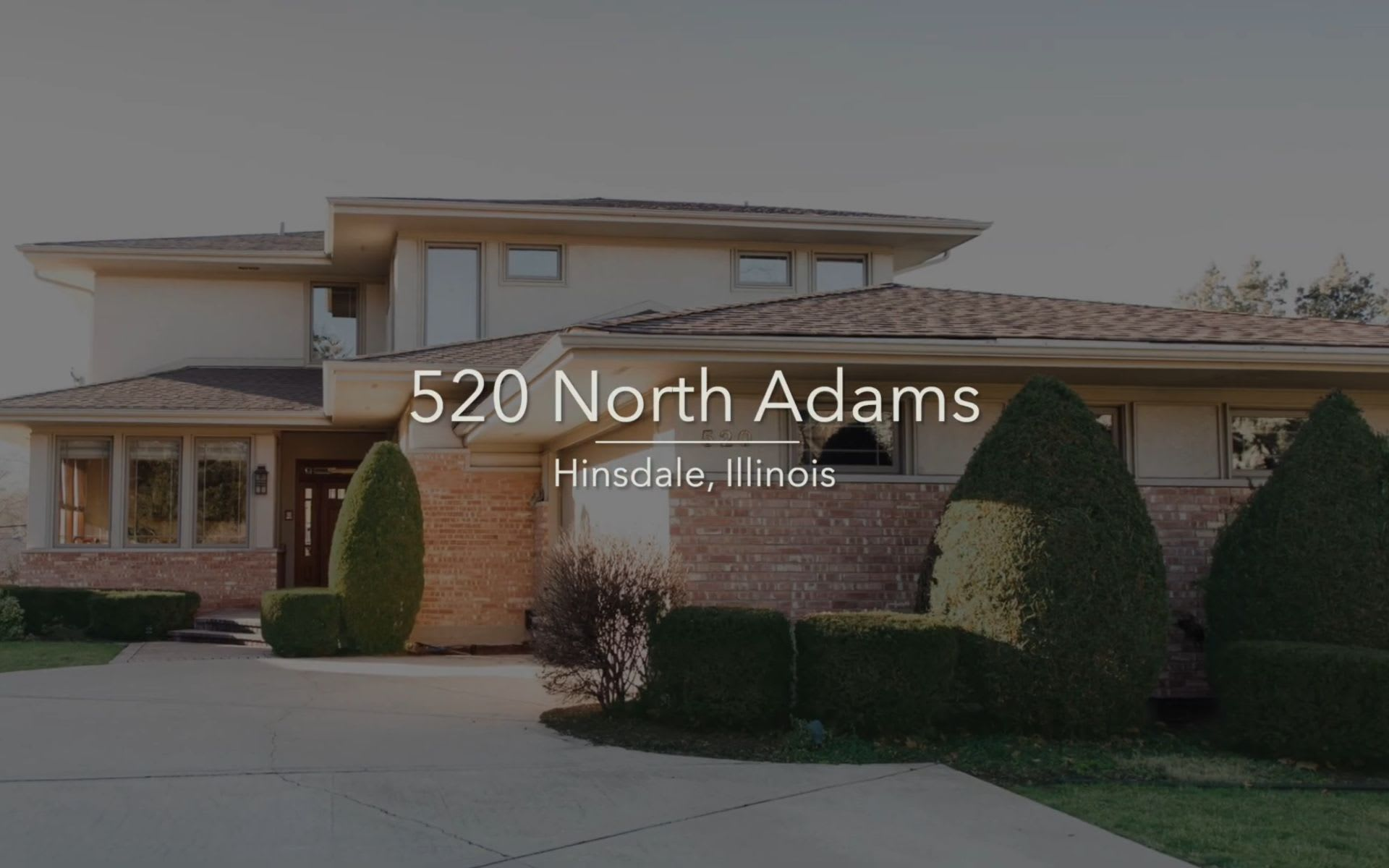 520 NORTH ADAMS, HINSDALE, IL DAWN MCKENNA GROUP video preview