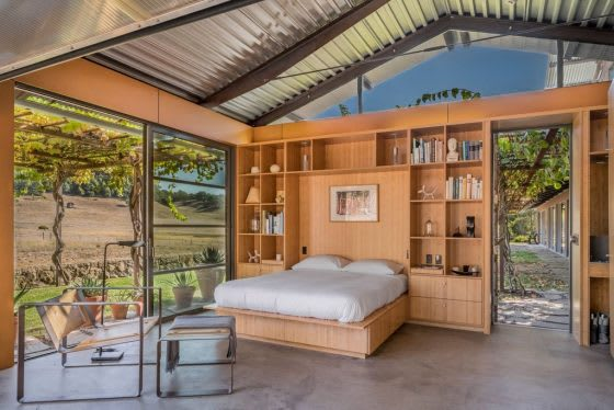 Dreams Do Come True in These Bedrooms with a View