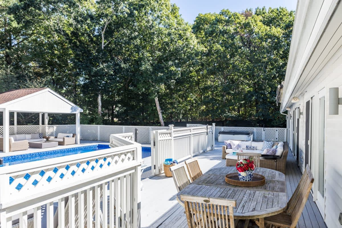 Stylish and Updated with Pool and Spa