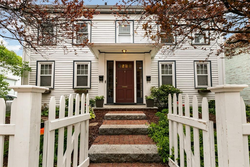 Coming Soon Central Jamaica Plain 3 Bedroom with Parking