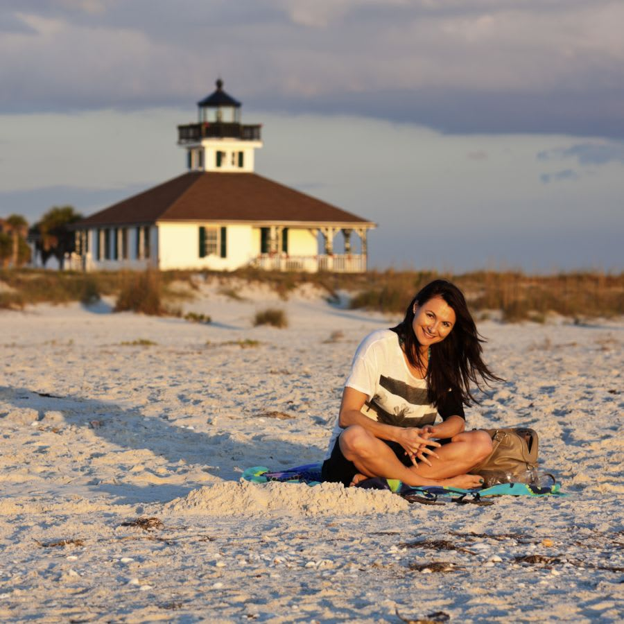 On the Road: A Drive to Boca Grande