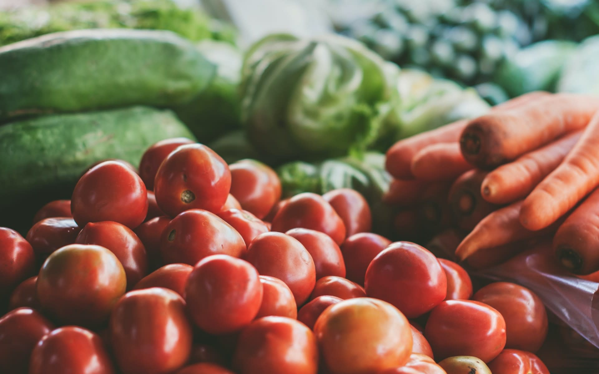 Santa Fe Farmers Market Roasted Root Vegetables Recipe