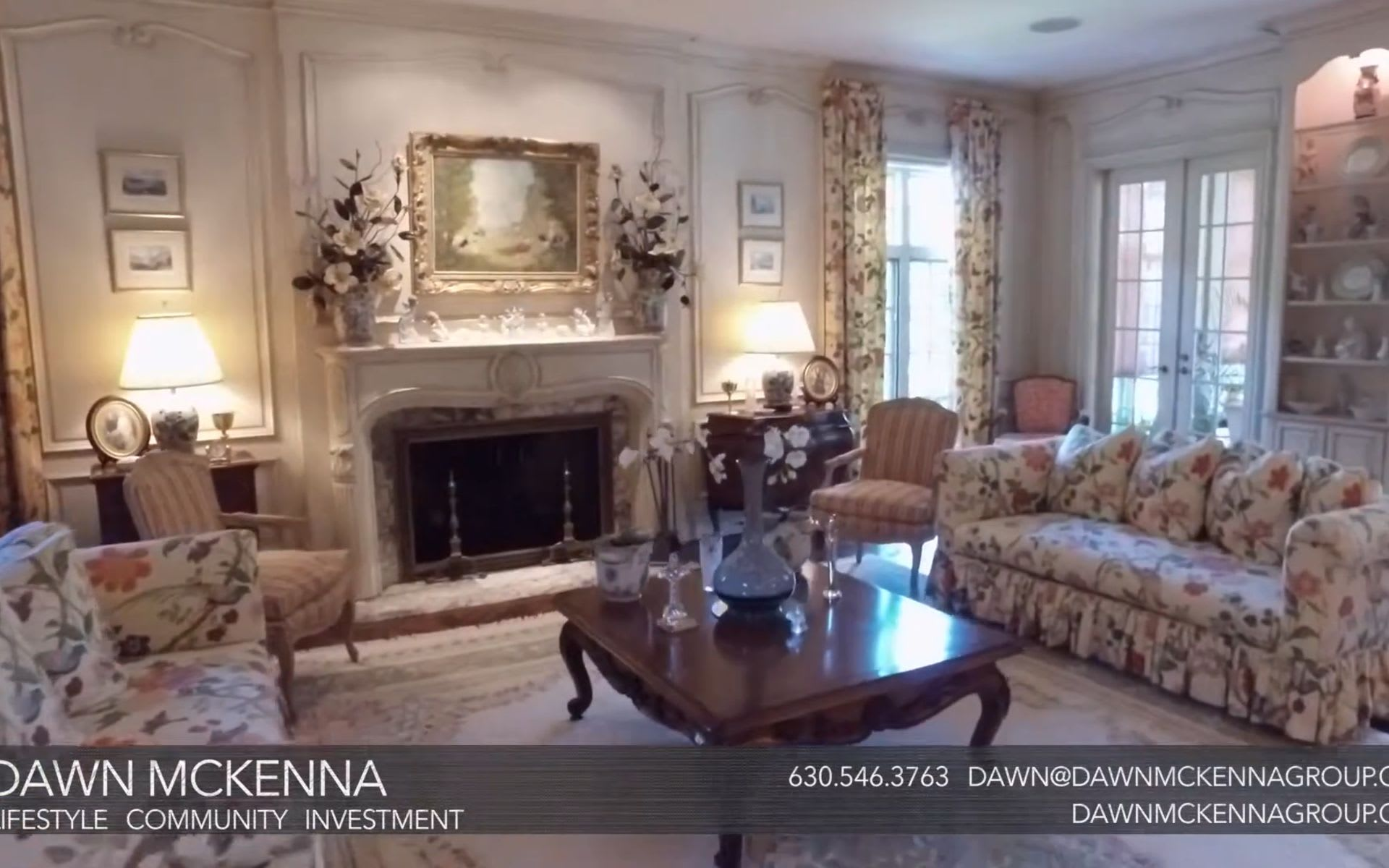 901 SOUTH PARK, HINSDALE, IL DAWN MCKENNA GROUP video preview