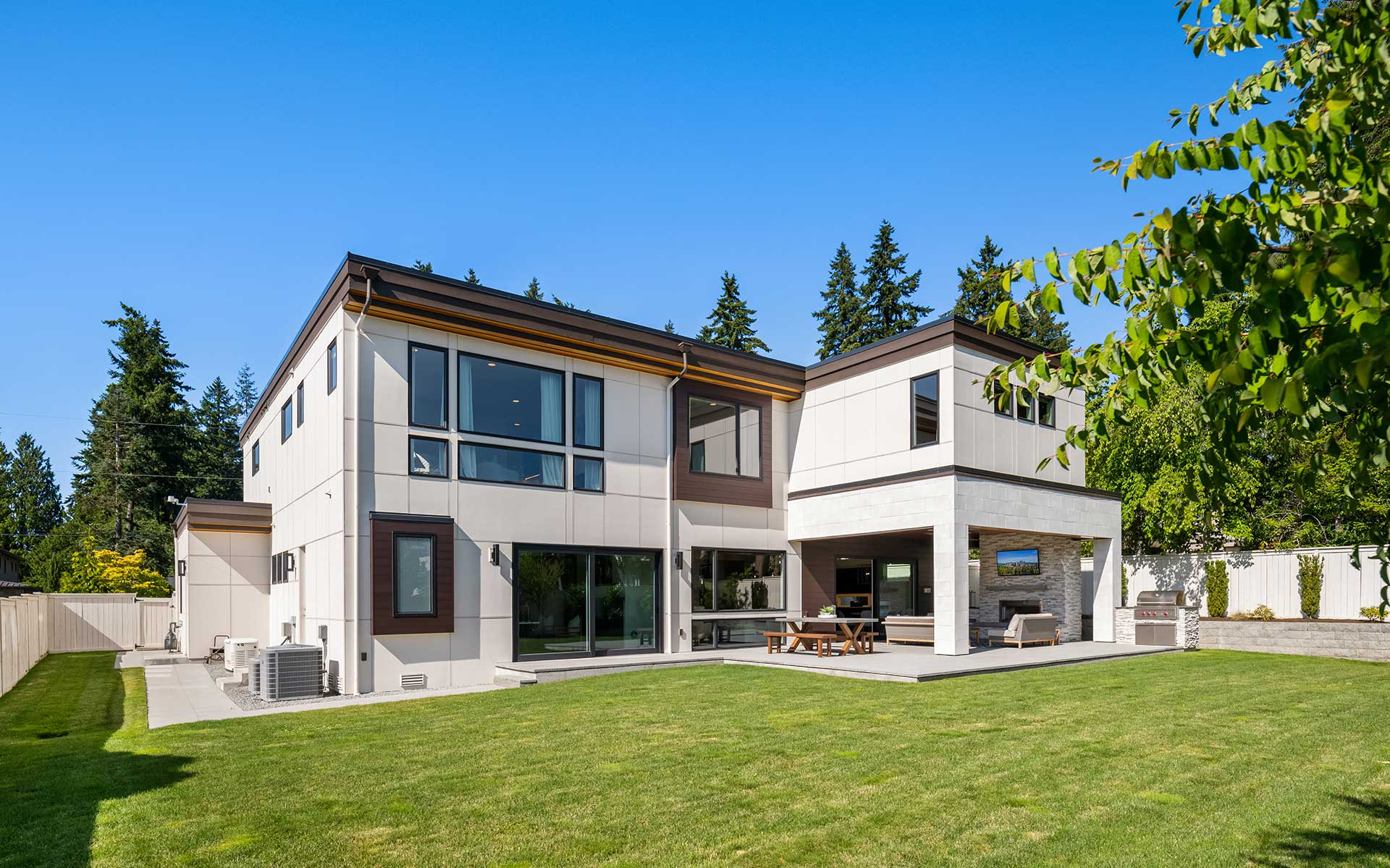 A Refreshing Take on  Modern by BDR Fine Homes photo