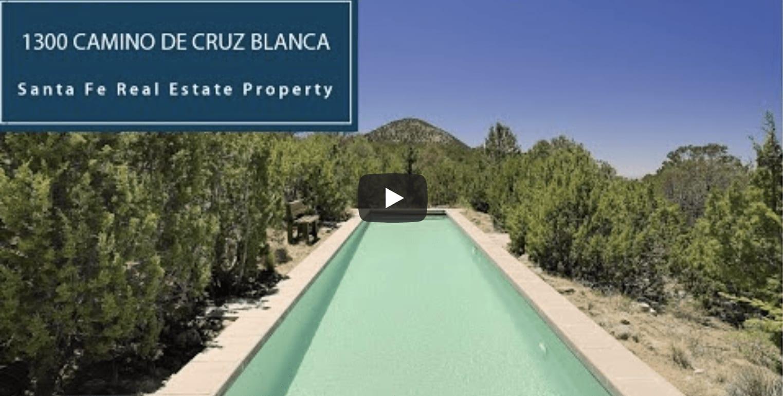 1300 Camino De Cruz Blanca video preview