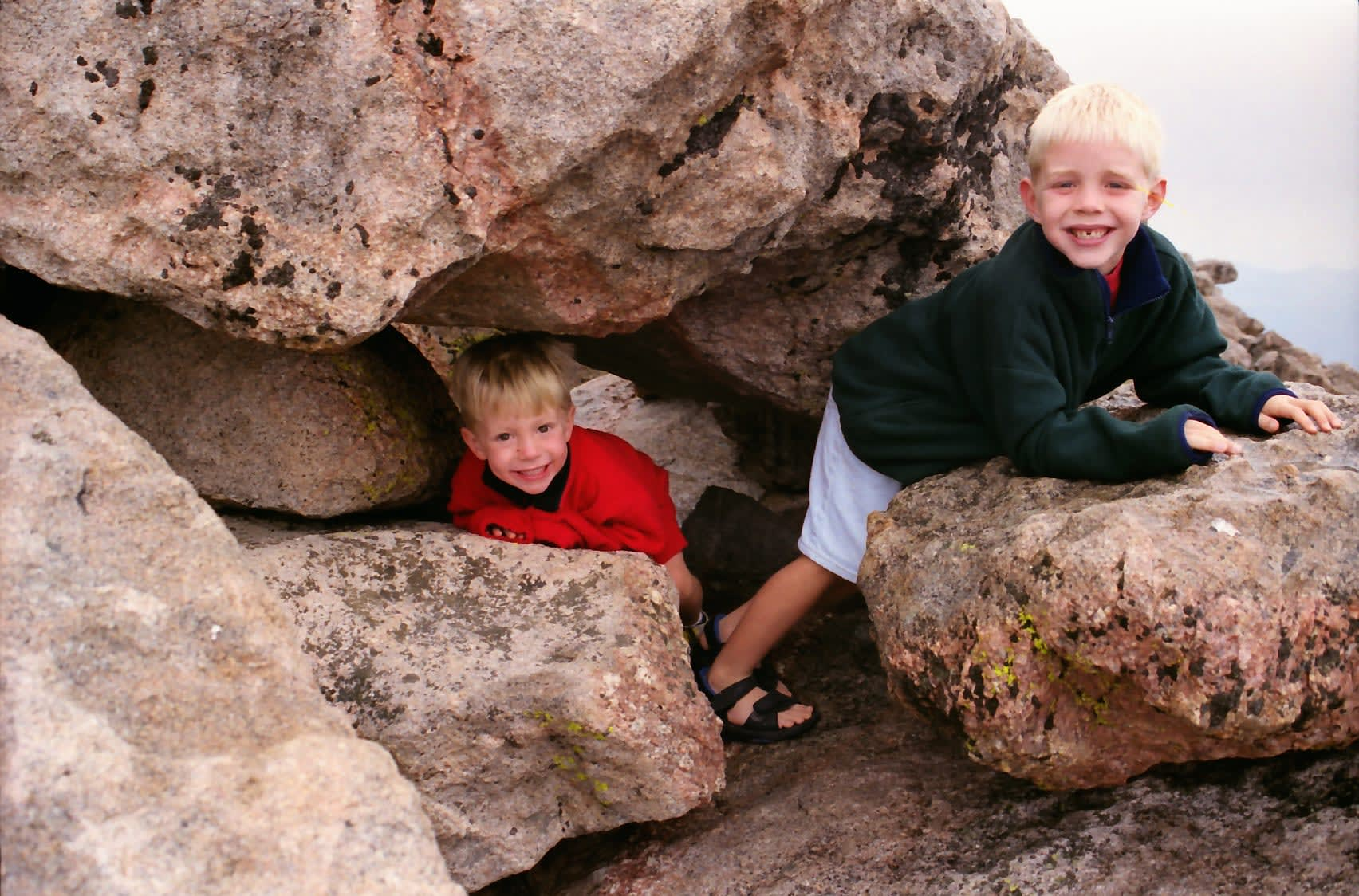 Summit County Hikes with the Kiddos