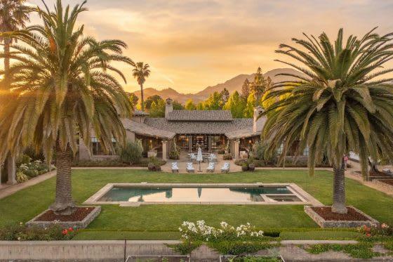 Inside an Authentic California Hacienda