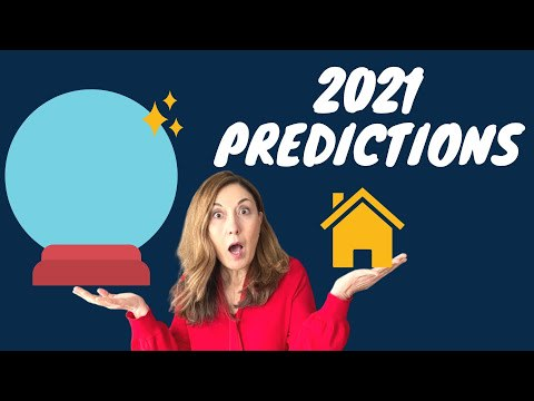 Housing Market Predictions 2021 II Second half of 2021 video preview