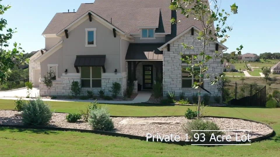 Sold!! 875 Spectacular Bid ~ Saratoga Hills video preview