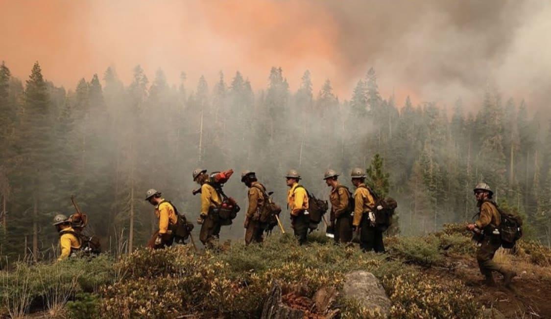 Caldor Fire   Tahoe Strong