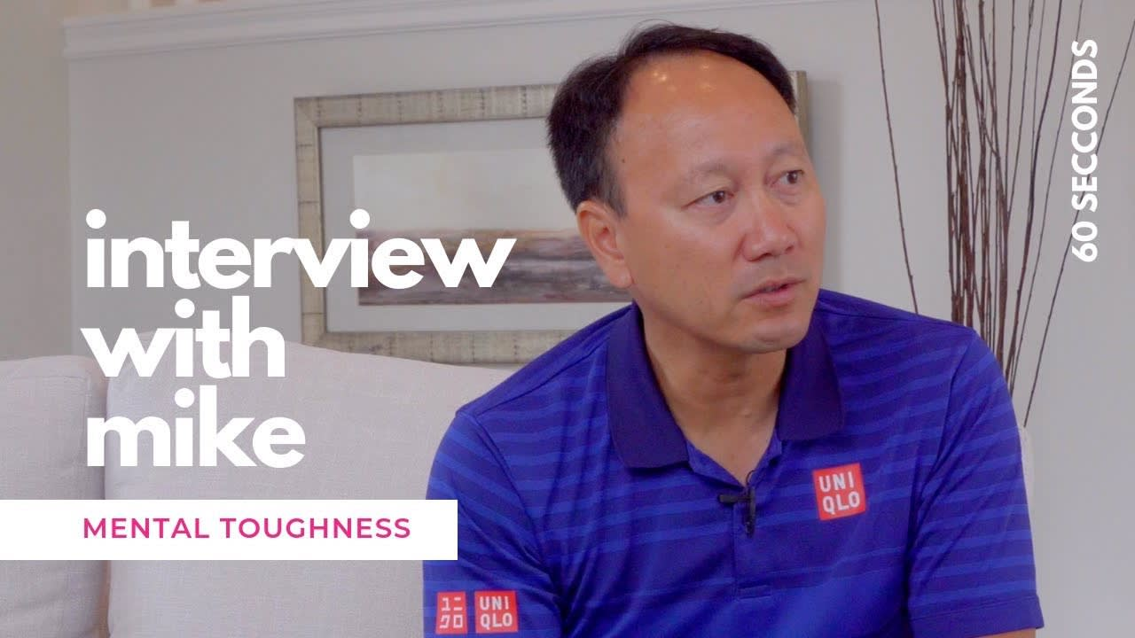 Michael Chang on Mental Toughness video preview