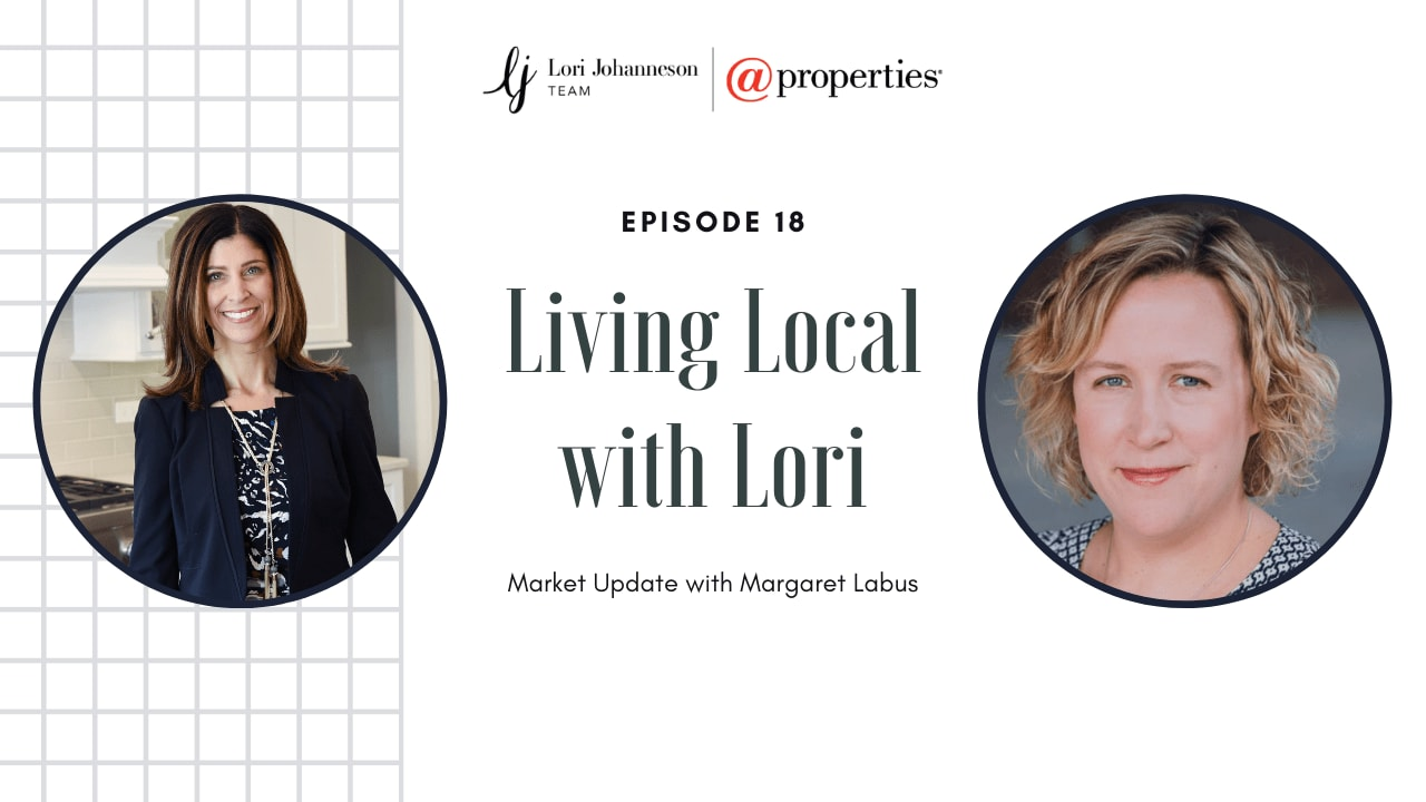 Living Local with Lori   Episode 18   Market Update with Margaret Labus video preview