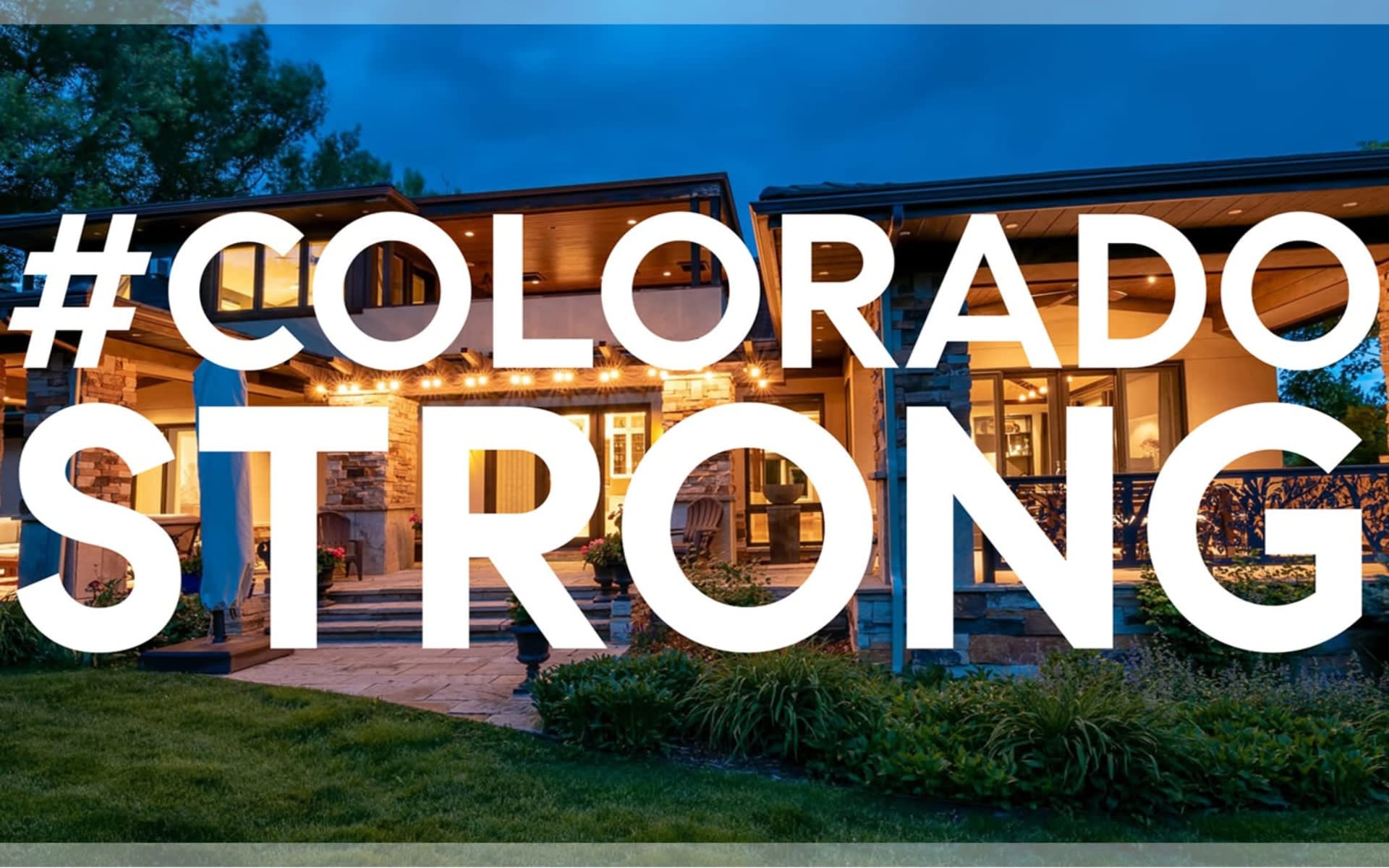 Boulder county real estate had another outstanding surge week.