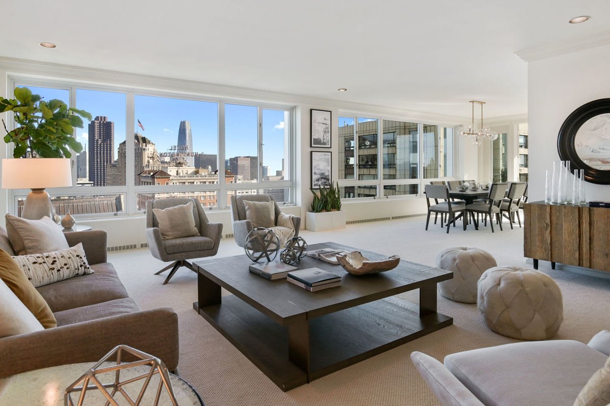 Elegance on Nob Hill | $2,750,000