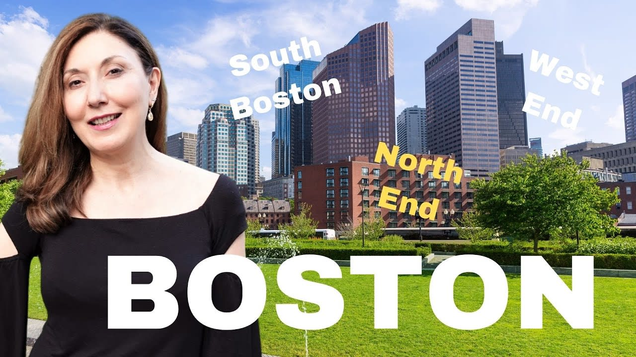 Moving to Boston I Boston Neighborhoods & Prices I What's your budget, can you afford to live here video preview