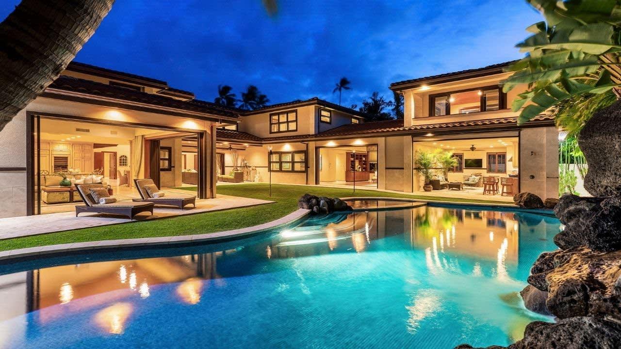 4462 Kahala Avenue, Honolulu, Hawaii video preview