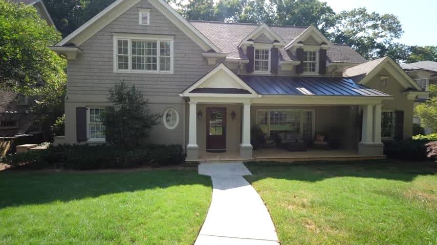 1722 Wildwood Rd NE, Atlanta, GA Morningside | Jim Getzinger Compass video preview