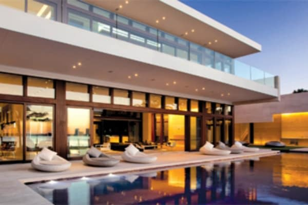 Indian Creek dominates Miami's top sales