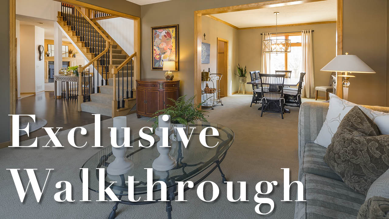 Executive Home With Lake Access! | Exclusive Home Walkthrough video preview