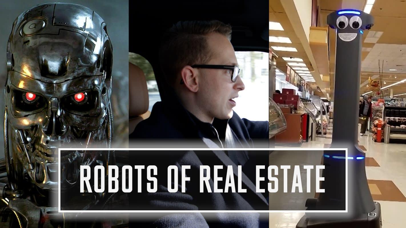 Robots & Real Estate - Vlog #017 video preview